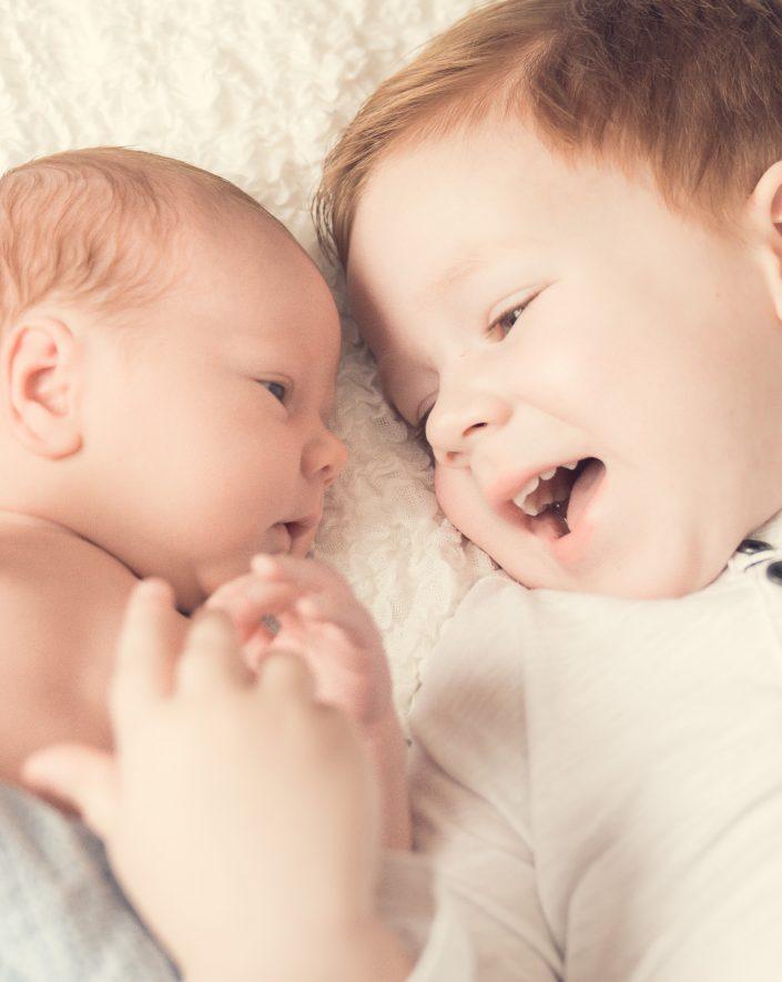 storebror og lillebror
